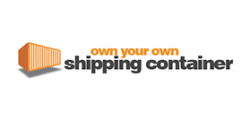 own your own shipping container